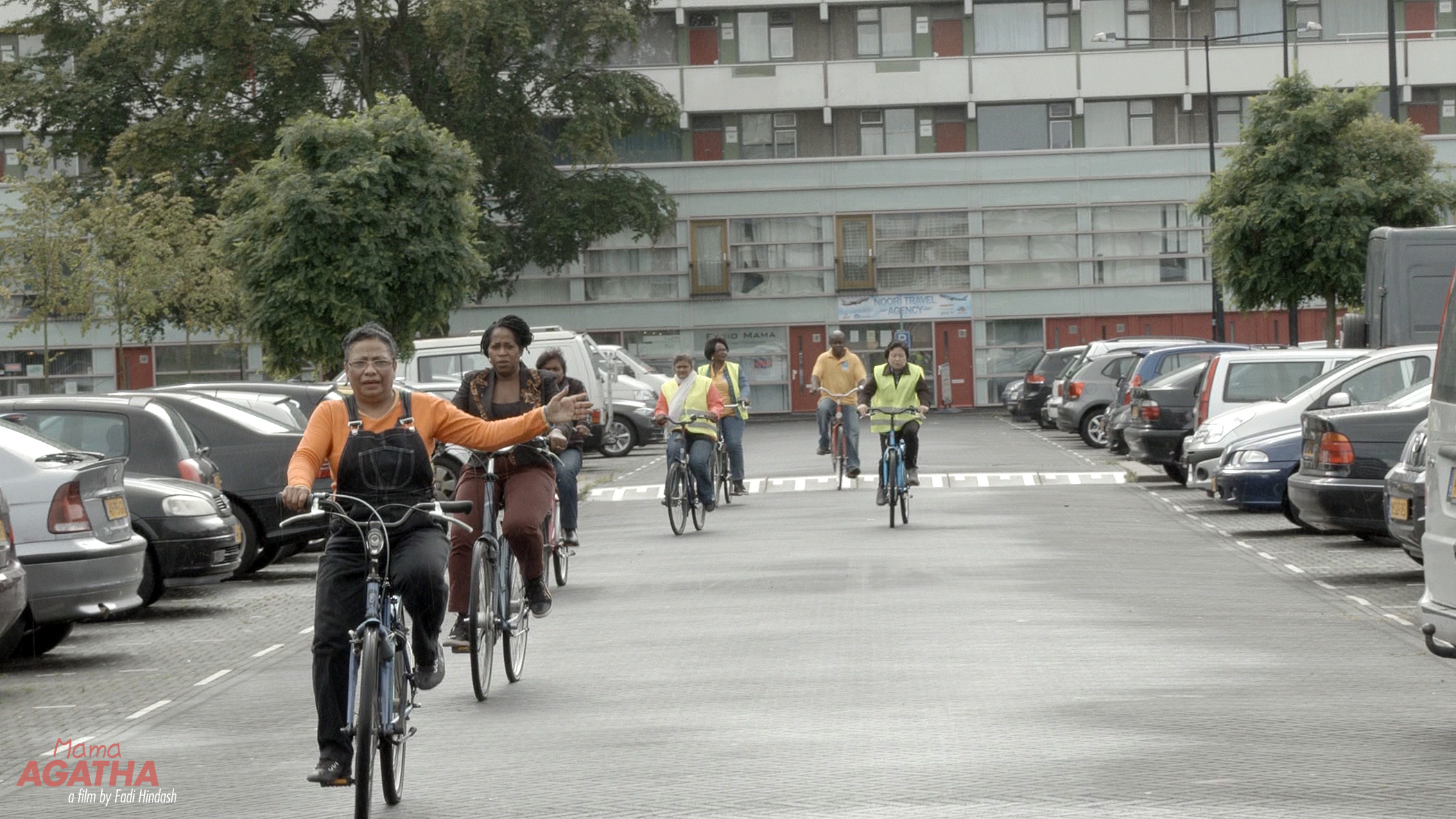 Bicycling as a Bridge for Refugee Communities