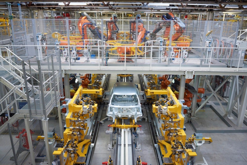 VDL Groep expands automation in US car plants
