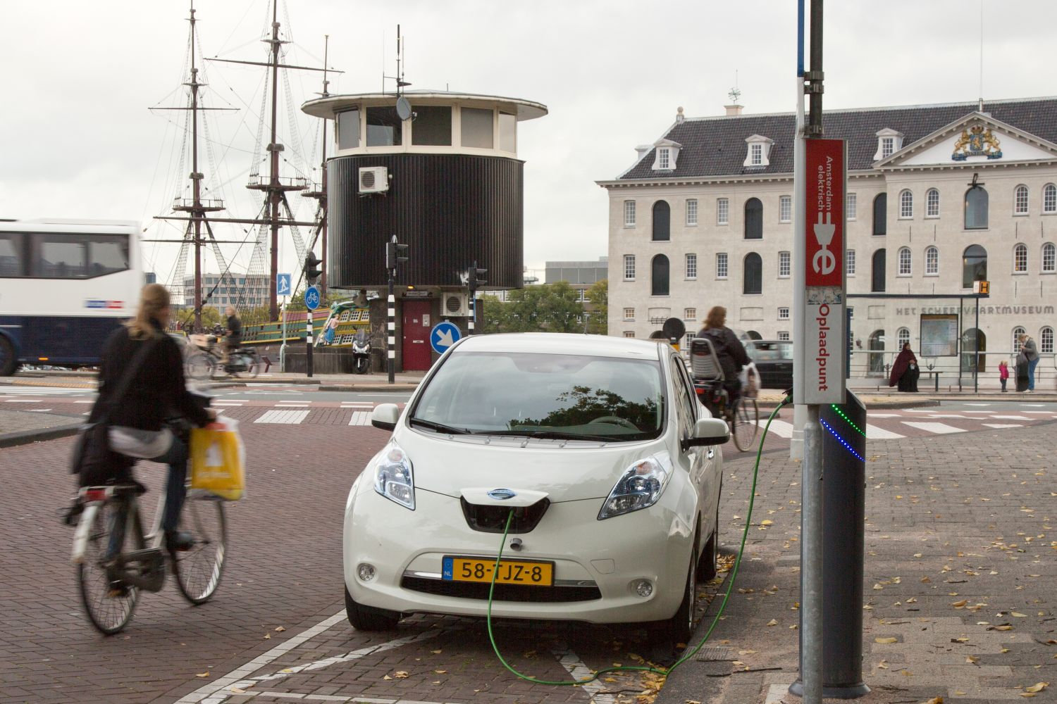 The Netherlands, California to sign $21M electric vehicle & smart mobility agreement