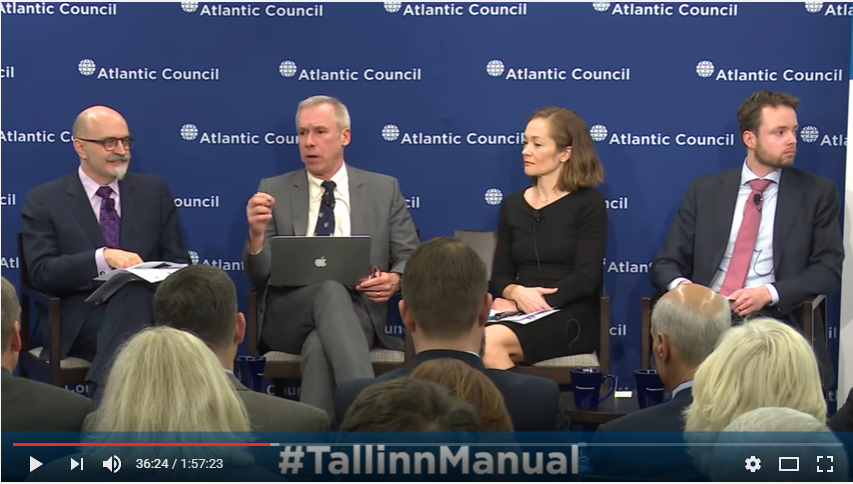 Tallinn Manual 2.0 guides governments through cyberspace