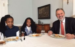 Students enjoy Dutch cuisine with Embassy Adoption ...