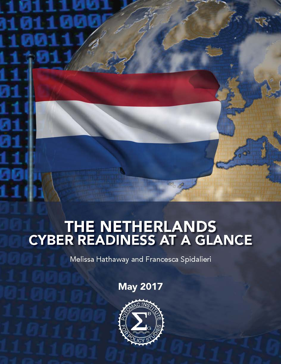 Report: the Netherlands is front-runner in cybersecurity