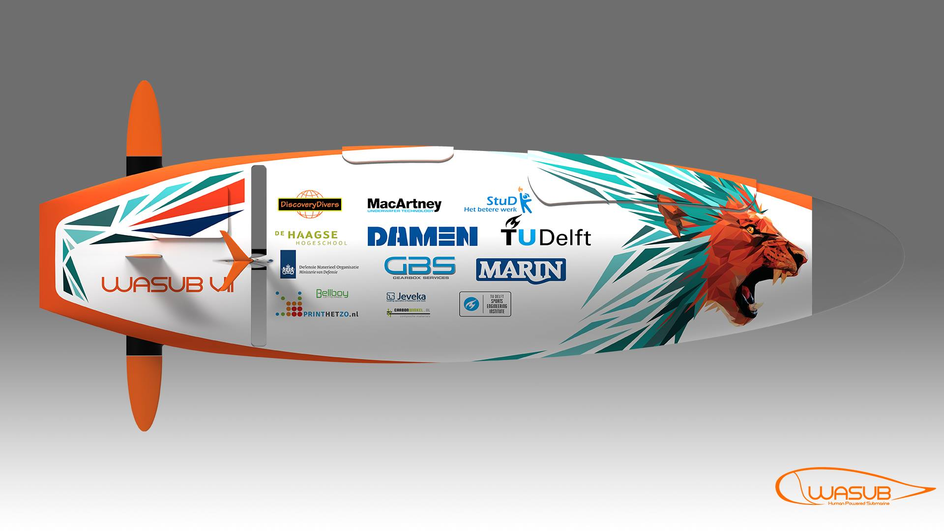 Dutch students to compete in International Submarine Races