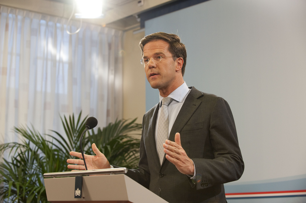 Prime Minister Rutte to visit Washington and Massachusetts