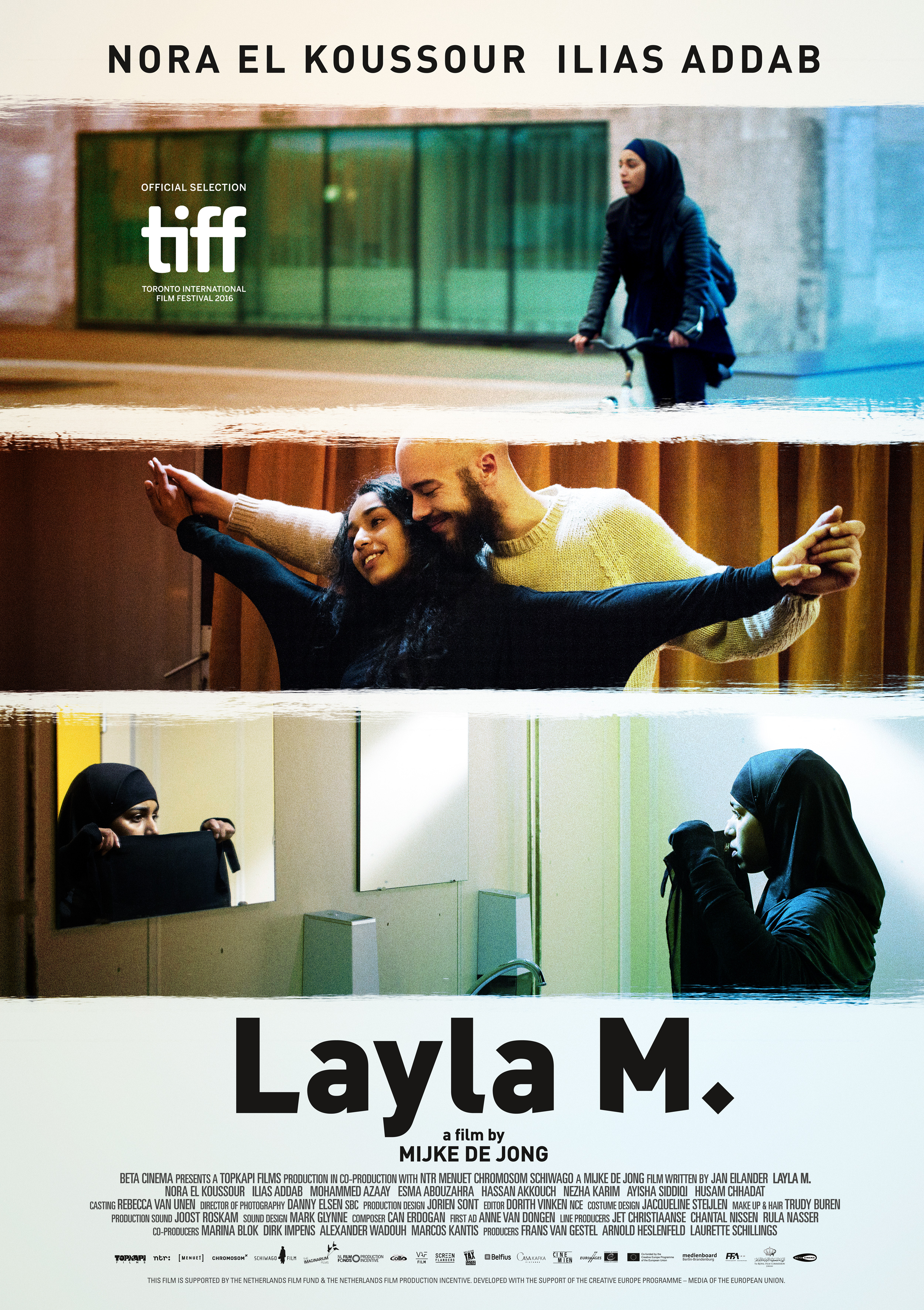 "Screening Dutch movie ""Layla M"" on homegrown radicalization"