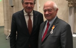 George Abrams Appointed Knight in the Order of Ora ...