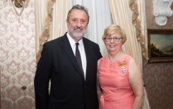 Willems steps down as honorary consul; awarded Kni ...