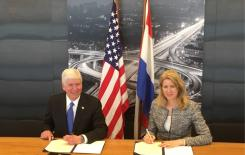 The Netherlands, Michigan sign automotive collabor ...