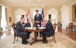 The Netherlands and the United States sign defense ...