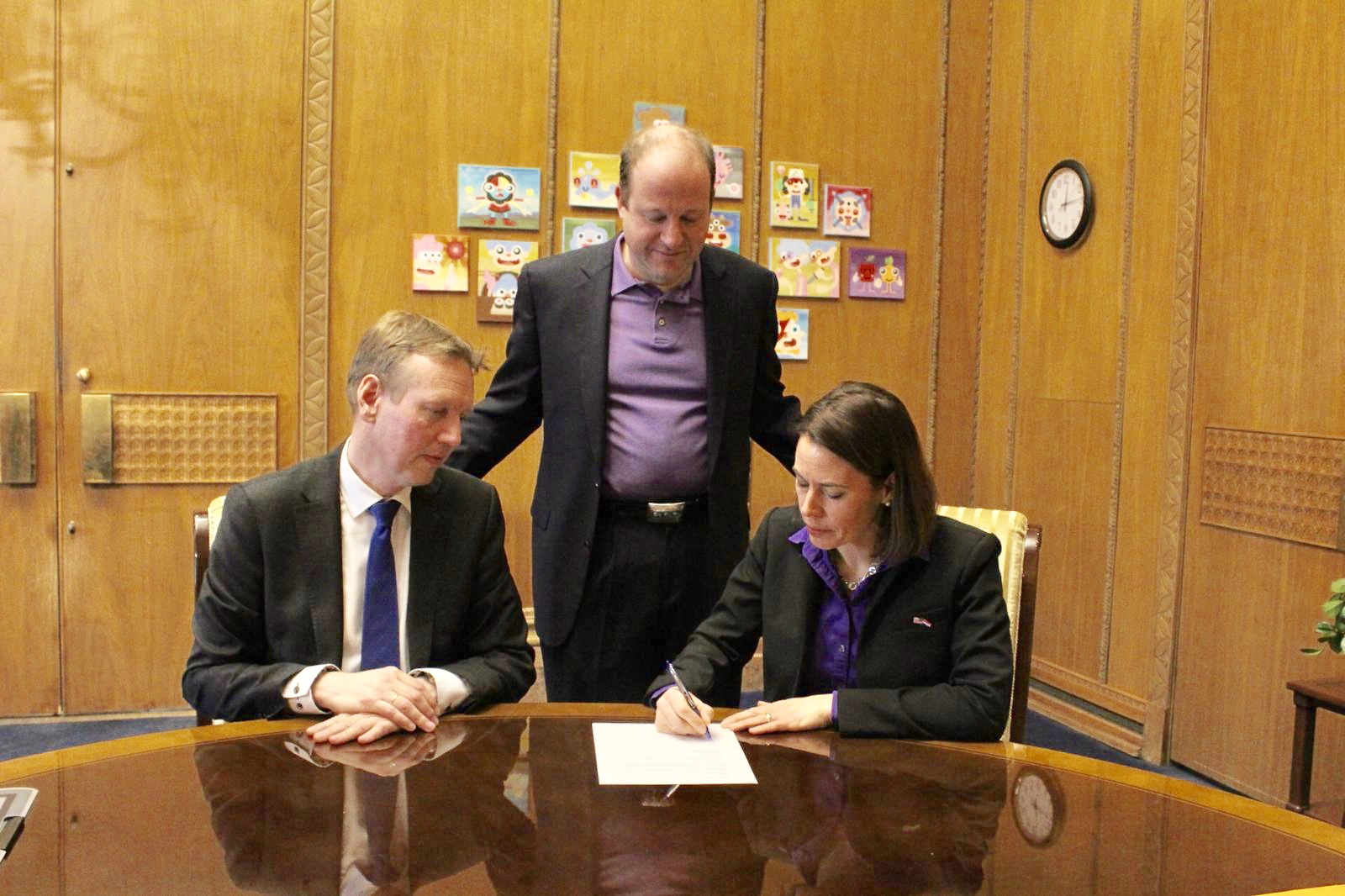 The Netherlands and Colorado strengthen ties with new Honorary Consul