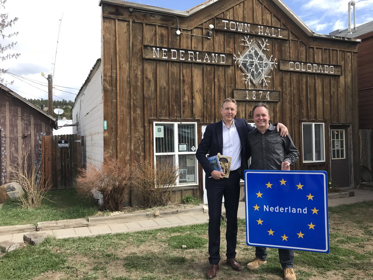 Connecting the dots between Colorado and the Netherlands
