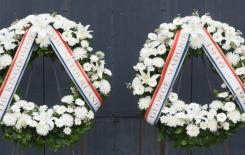 Remembrance Day wreath-laying ceremony
