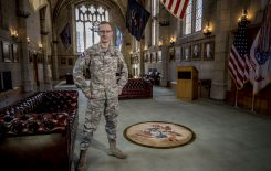 First Dutchman graduates from West Point