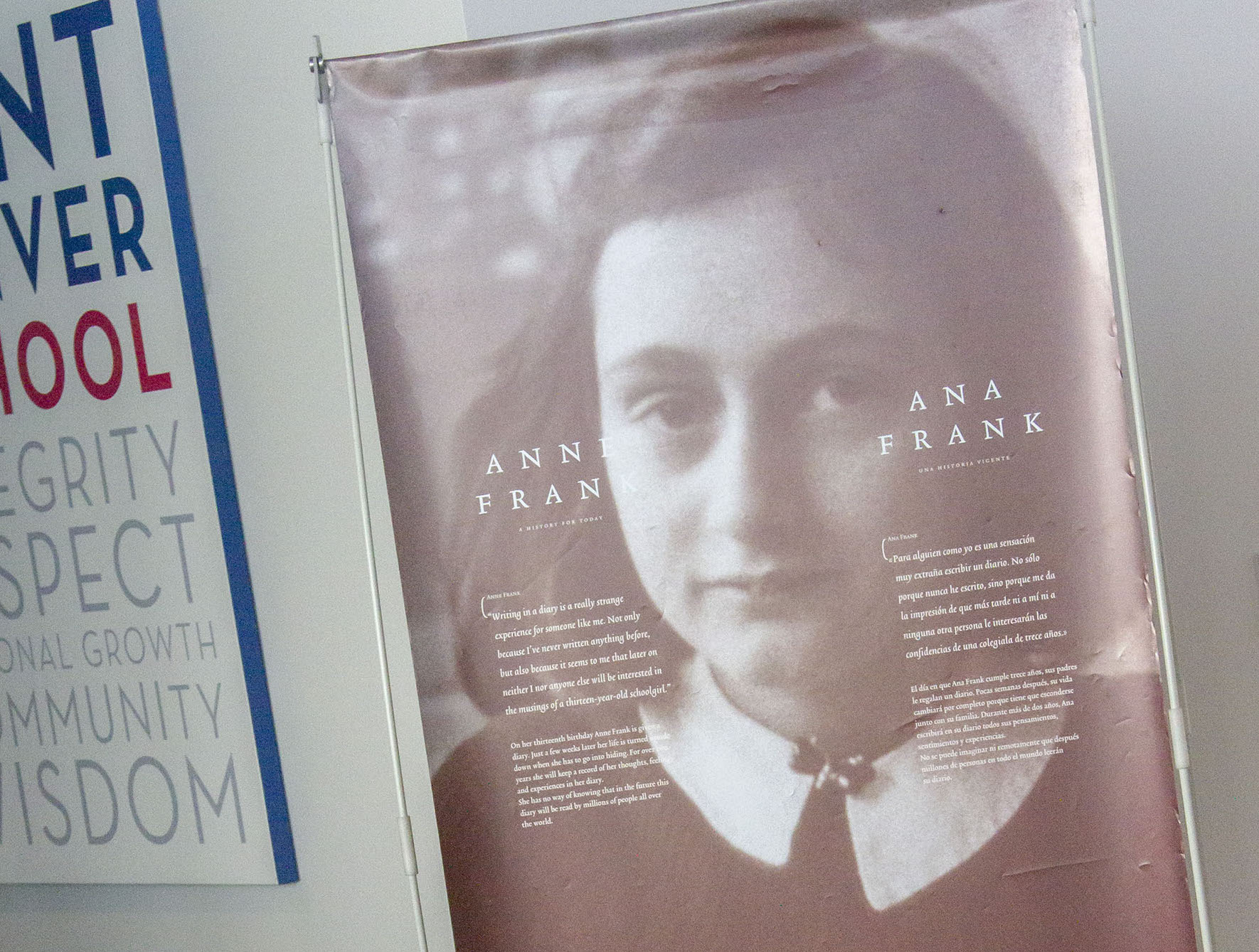 Anne Frank's legacy lives on 90 years after her birth