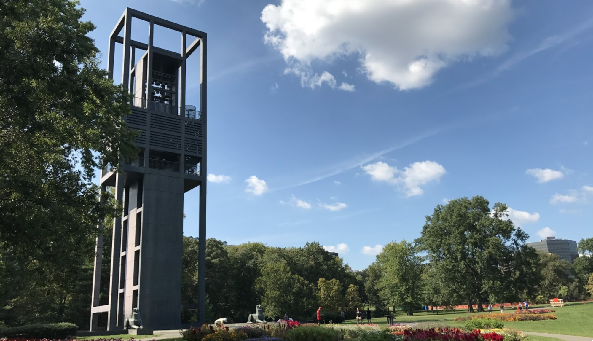 Restoration of Netherlands Carillon to begin