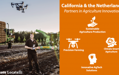 Dutch AgTech: Connecting Silicon Valley and the Ce ...