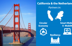Visit to California to build partnerships in resil ...