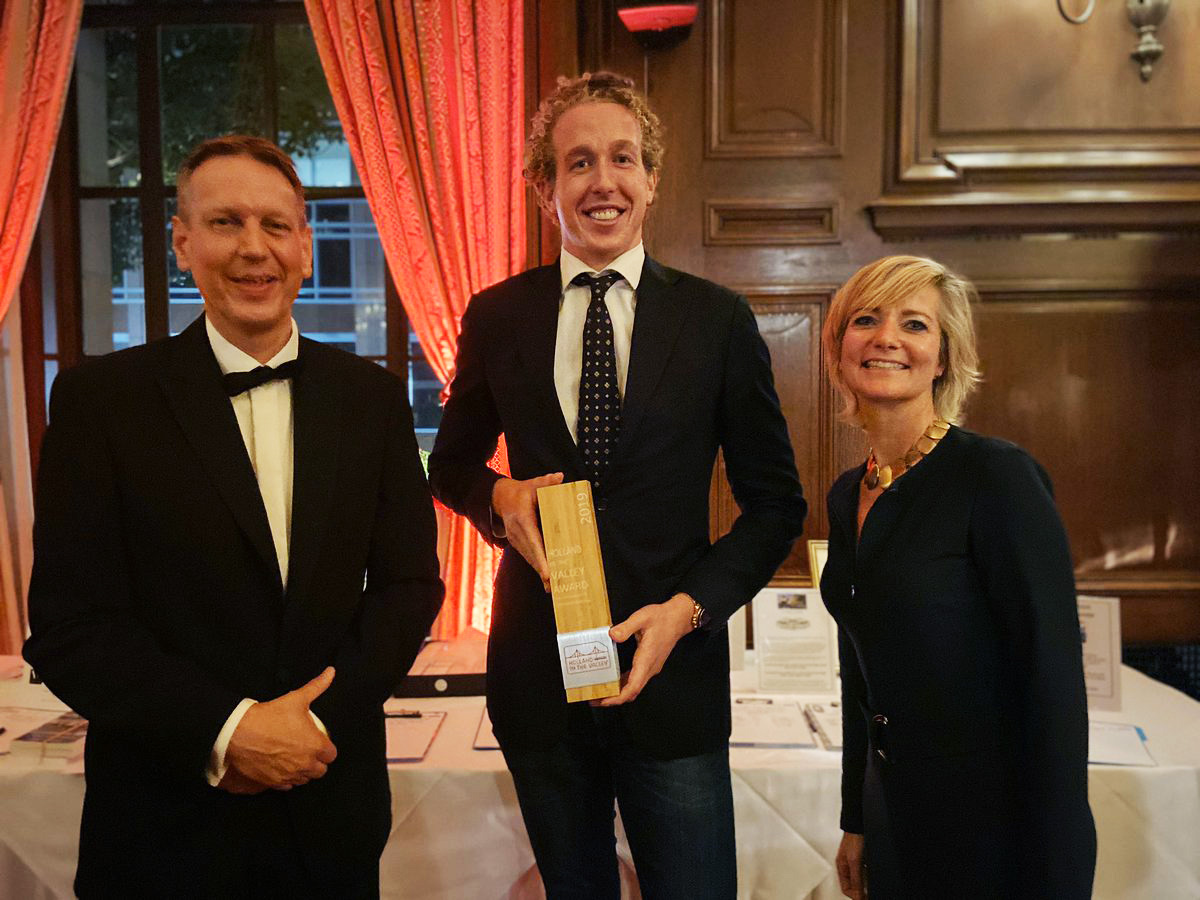 Plantible Foods wins inaugural Holland in the Valley Award