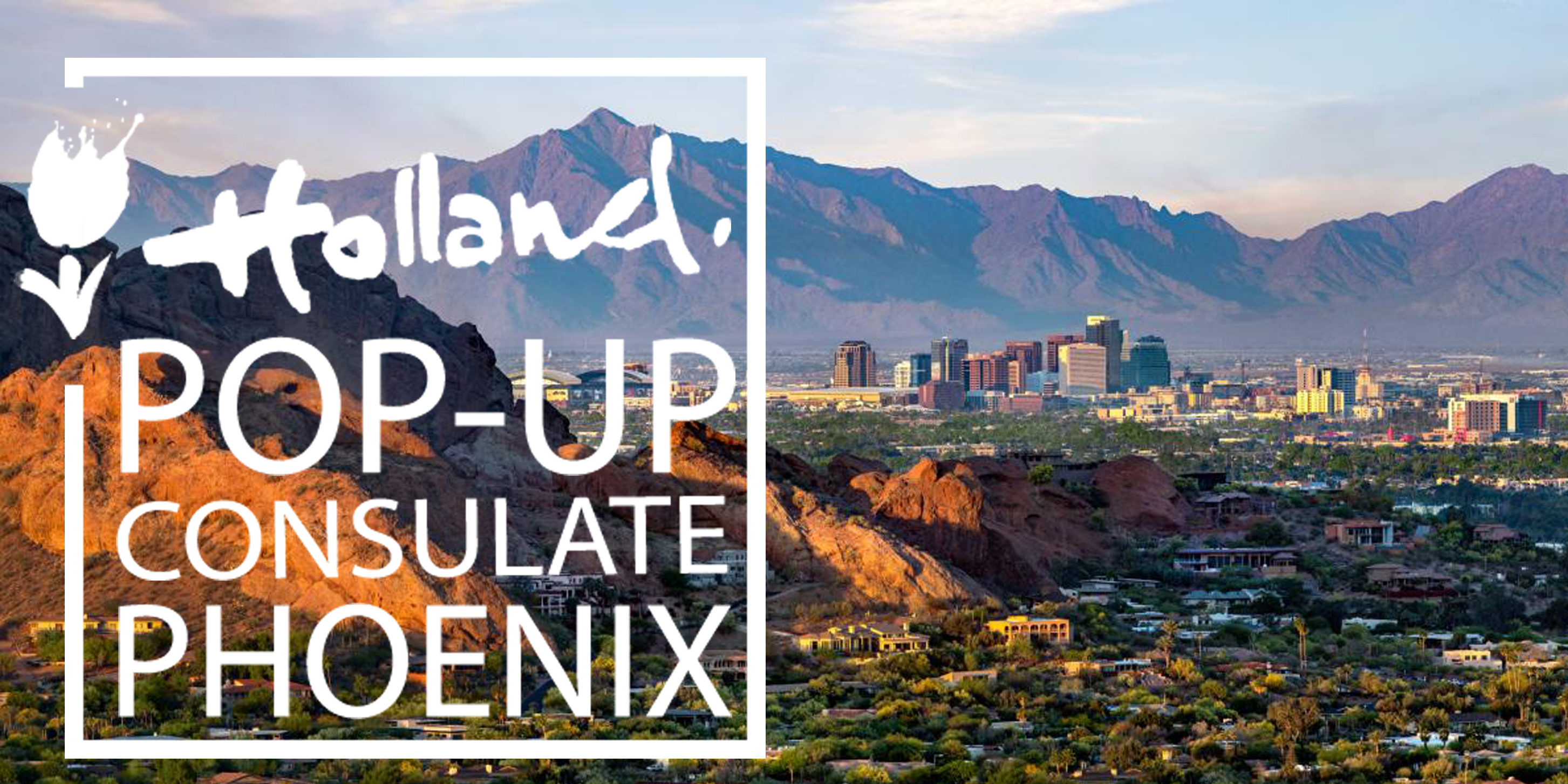Popping up in Phoenix: Creating connections between the Netherlands and Arizona