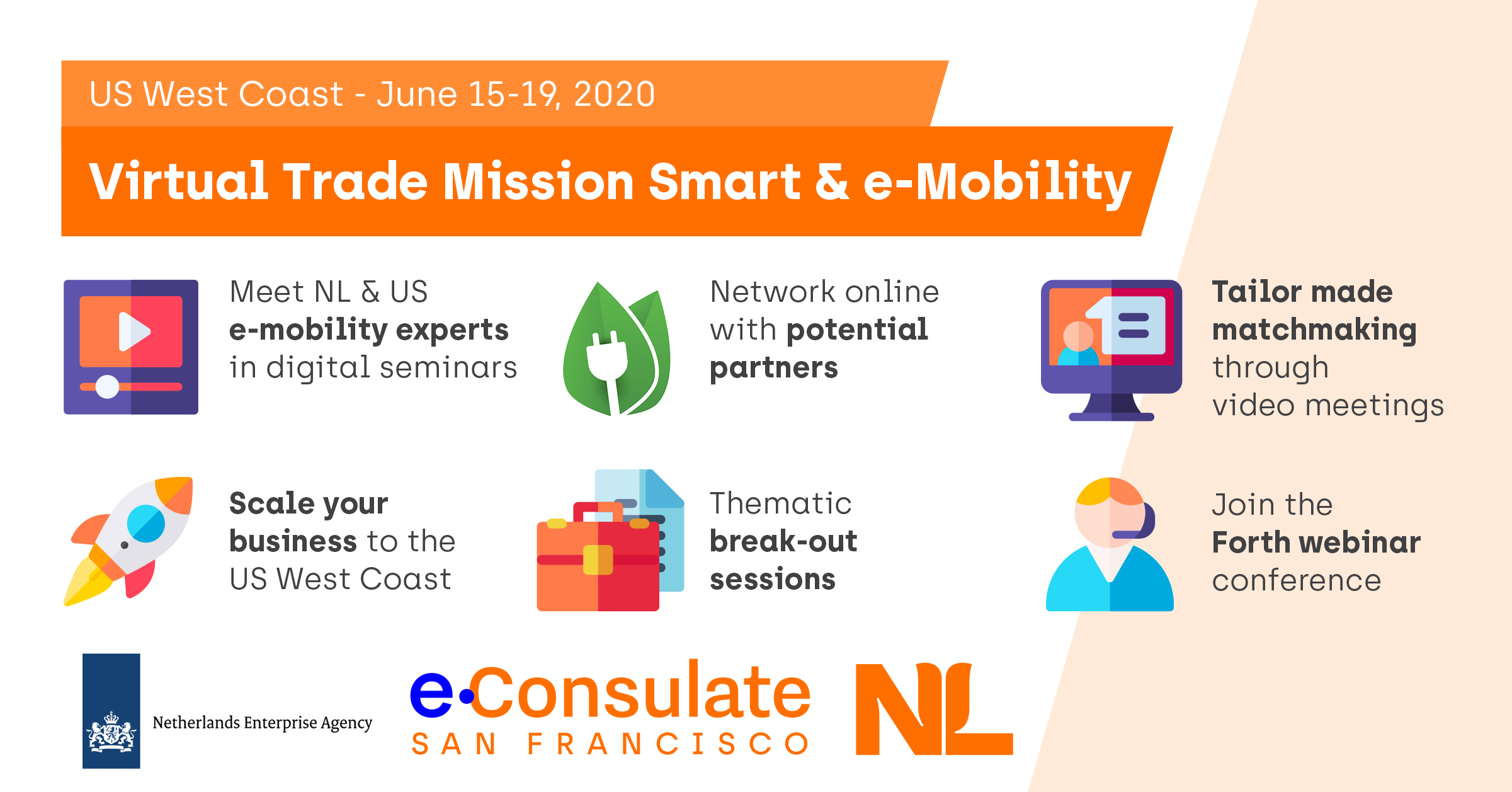 Virtual trade mission on smart and e-mobility