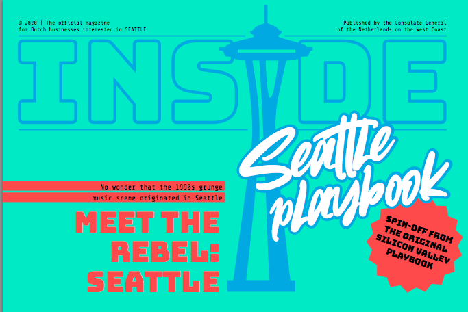Seattle Playbook: How to do business in the city of Amazon and Microsoft