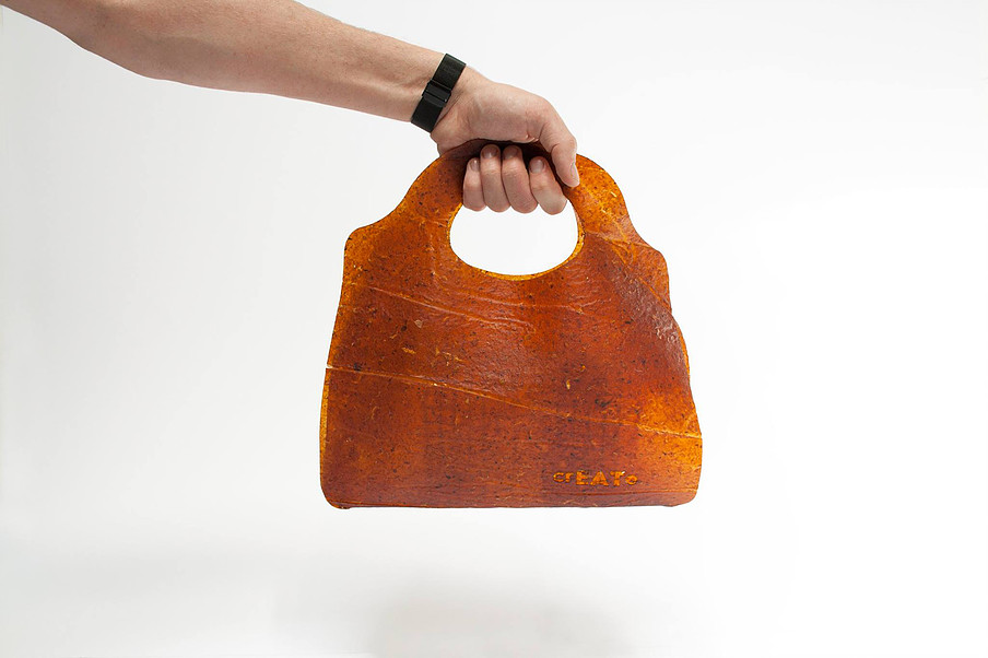 Fruit leather bags