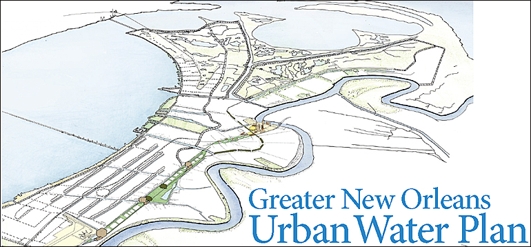 Greater New Orleans Urban Water Plan