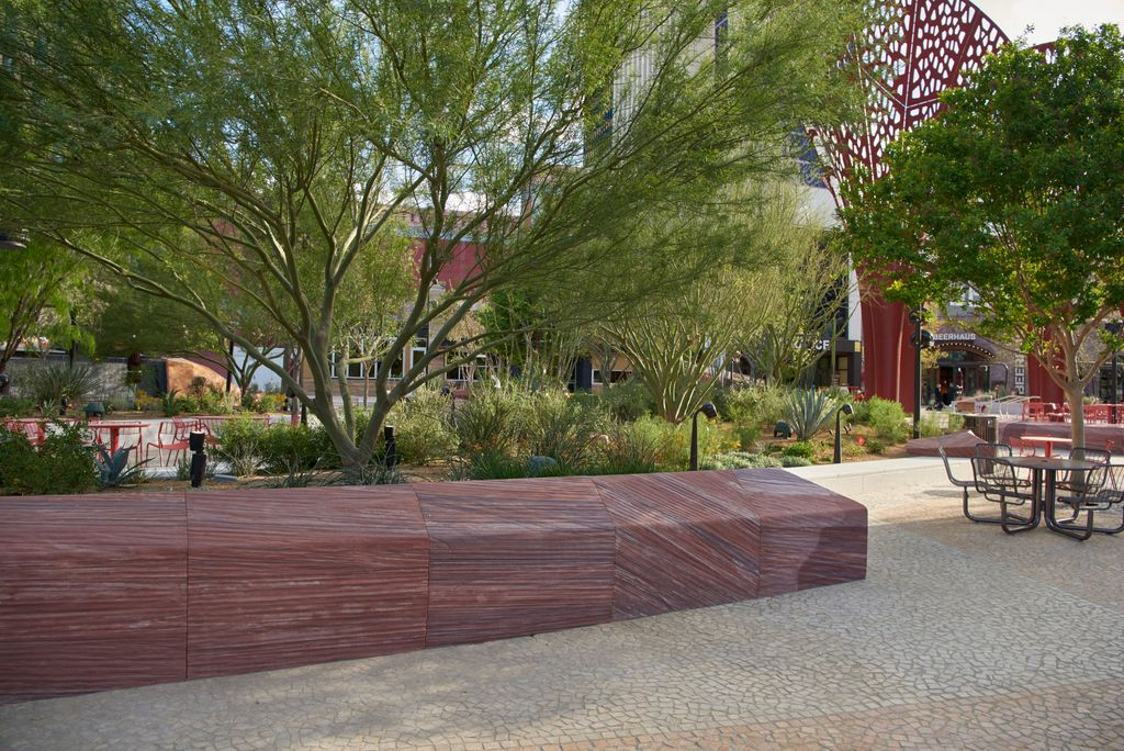 The Park debuts in Las Vegas with landscape architecture from !melk