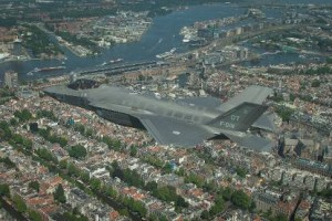 The Netherlands took part in the development of the F-35 (Joint Strike Fighter) and is engaged in the aircraft's production and sustainment phases. Photo Frank Crébas