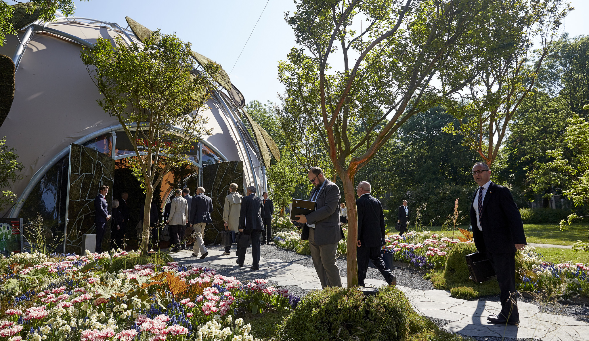 Ecodome highlights Dutch green sector