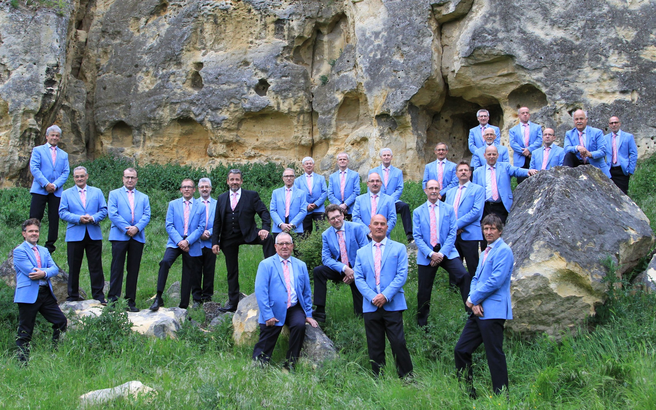 Mergelland Mannenkoor choir to visit Washington, D.C