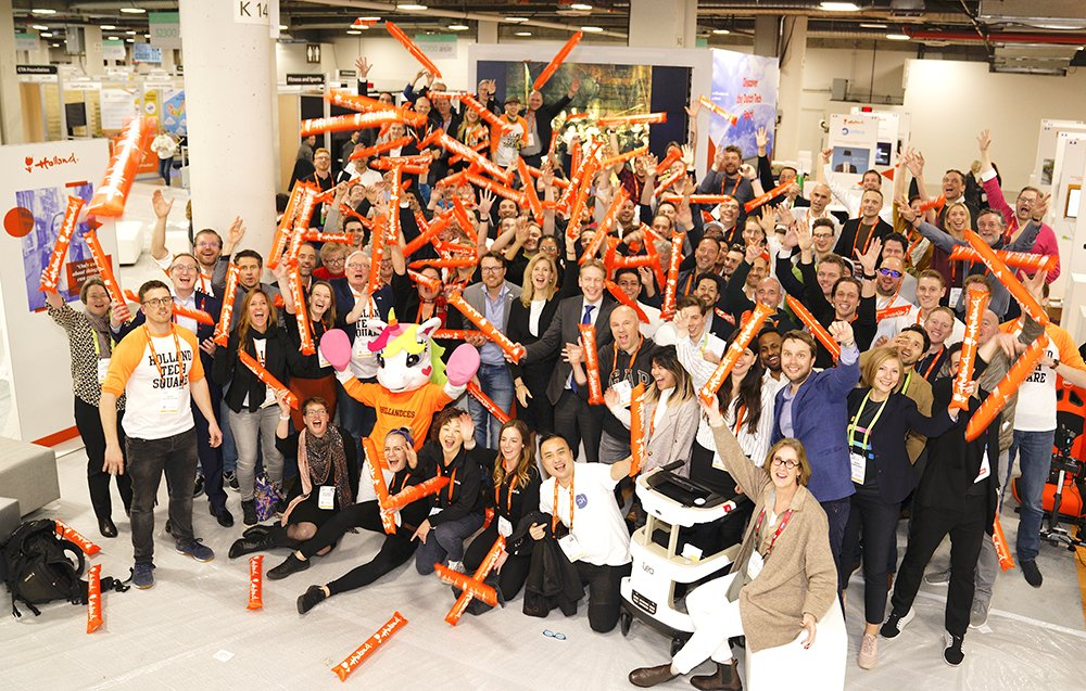 50 innovative Dutch startups heading to CES 2019