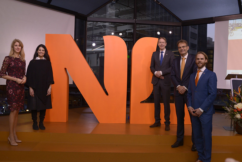 Netherlands Business Support Office opens in Los Angeles