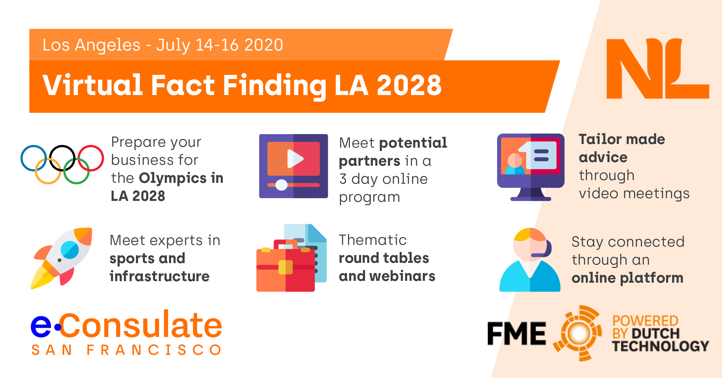 The road to LA2028: Olympic opportunities