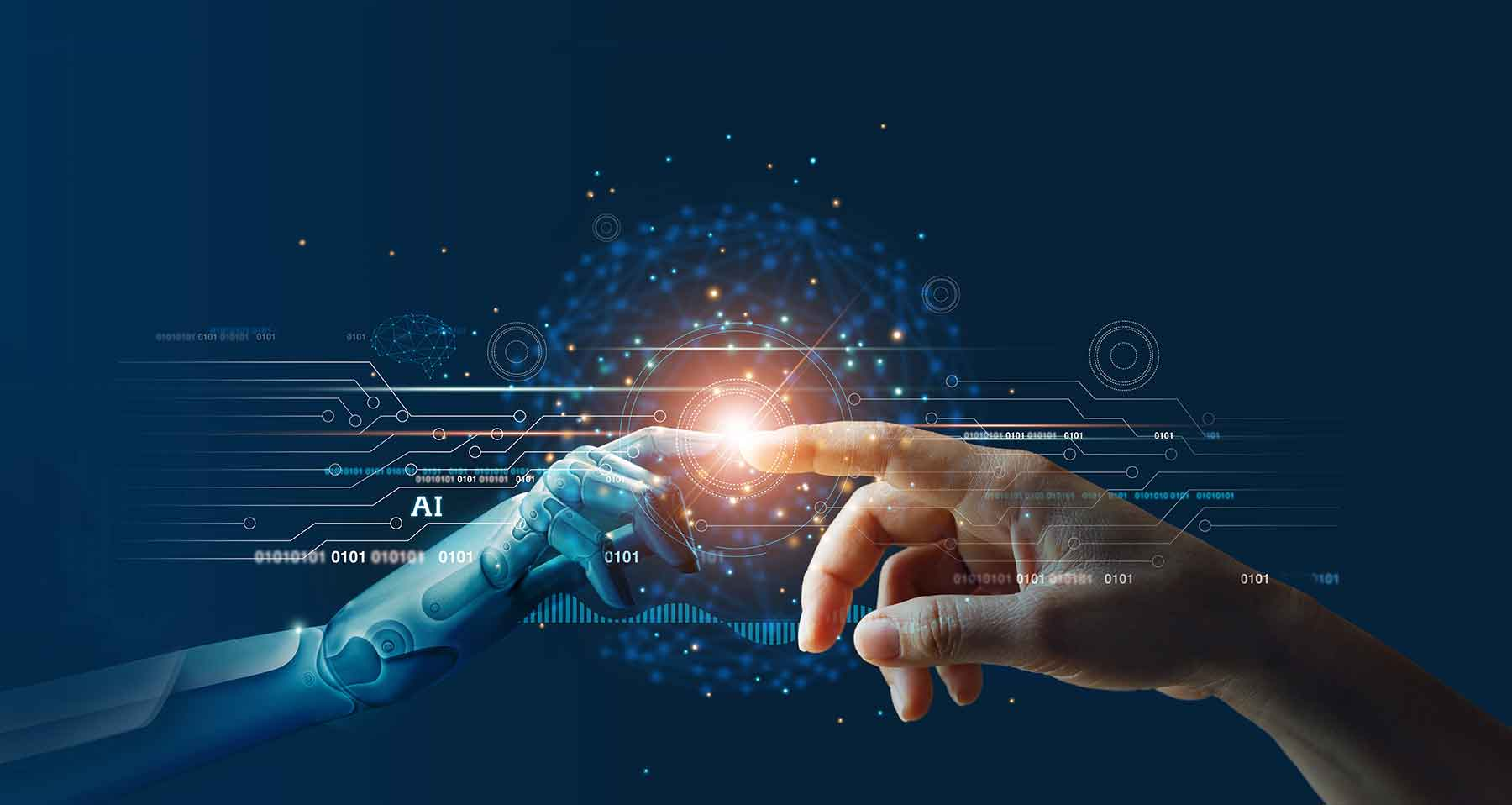 Developing AI with a 'human-centered' core