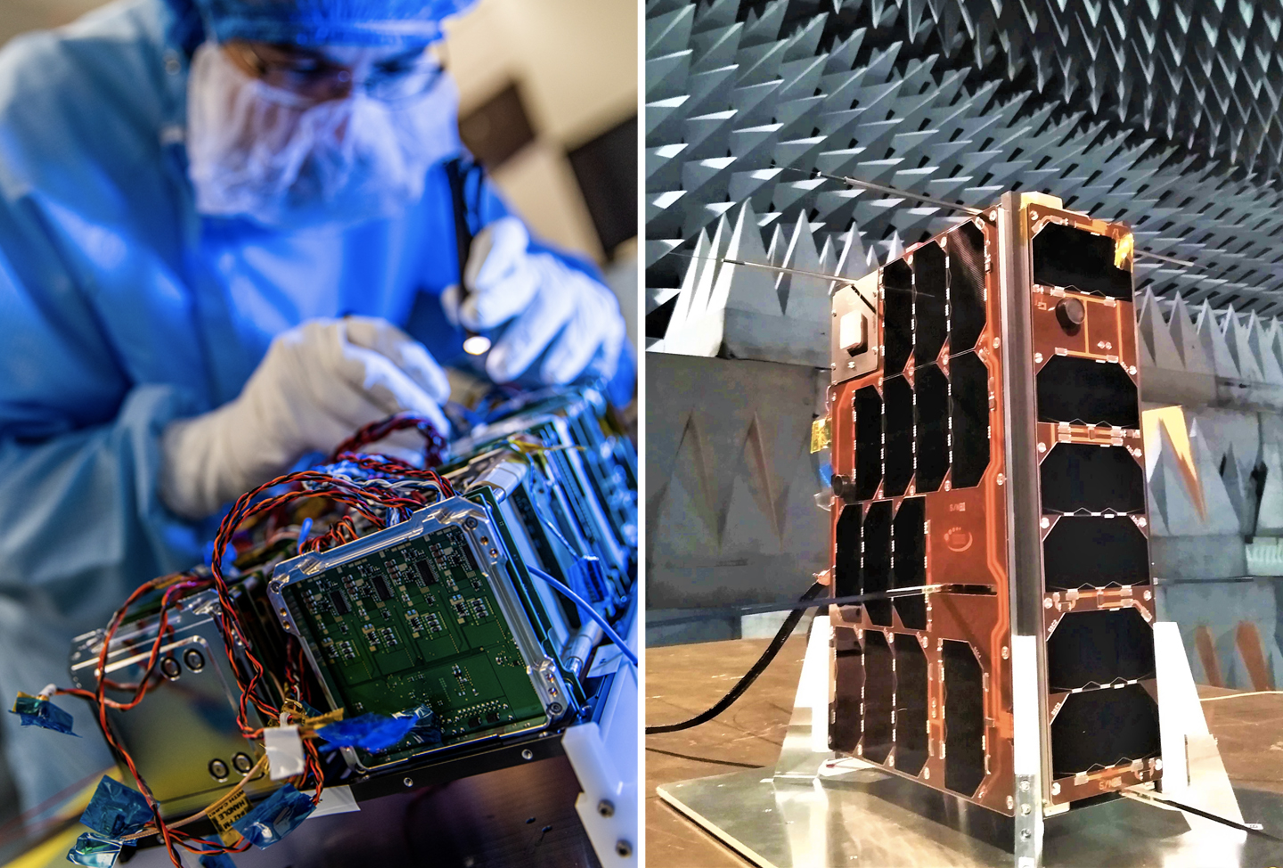 Ministry of Defense's first nanosatellite to launch in March