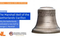The Marshall Bell of the Netherlands Carillon