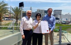 Pledge of Friendship between Los Angeles and the N ...