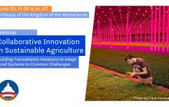 Sustainable agriculture webinar to explore collabo ...
